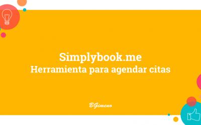 Tour Simplybook.me (Software para agendar citas)